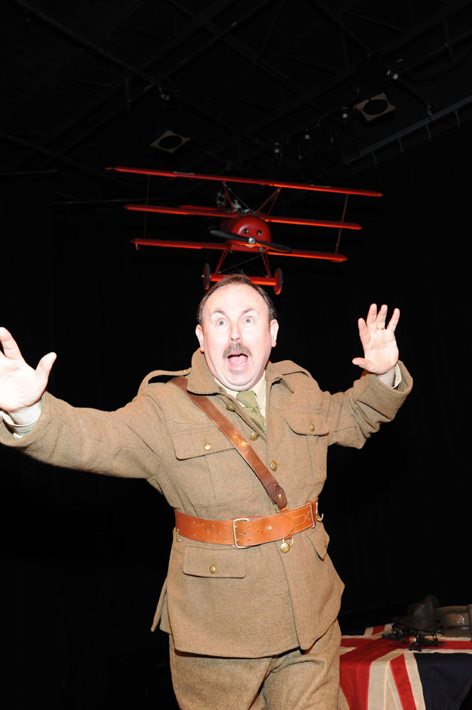 REVIEW: Billy Bishop Goes to War