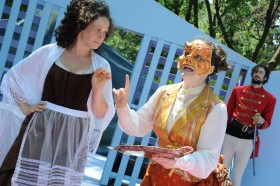 Odyssey Theatre presents Arms and the Man