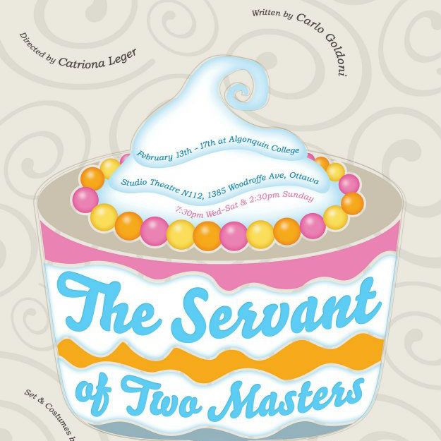 REVIEW: The Servant of Two Masters
