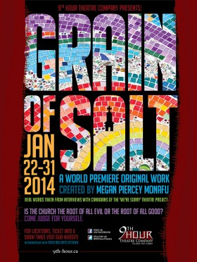 9th Hour Theatre presents Grain of Salt