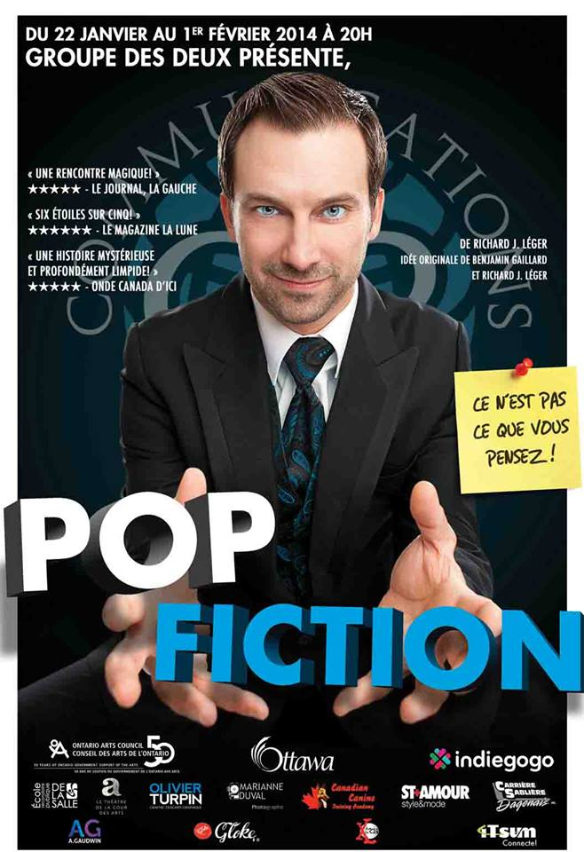 REVIEW: Pop Fiction