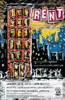 Sock 'n' Buskin presents RENT