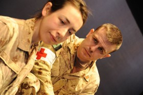 This Is War, produced by the Great Canadian Theatre Company