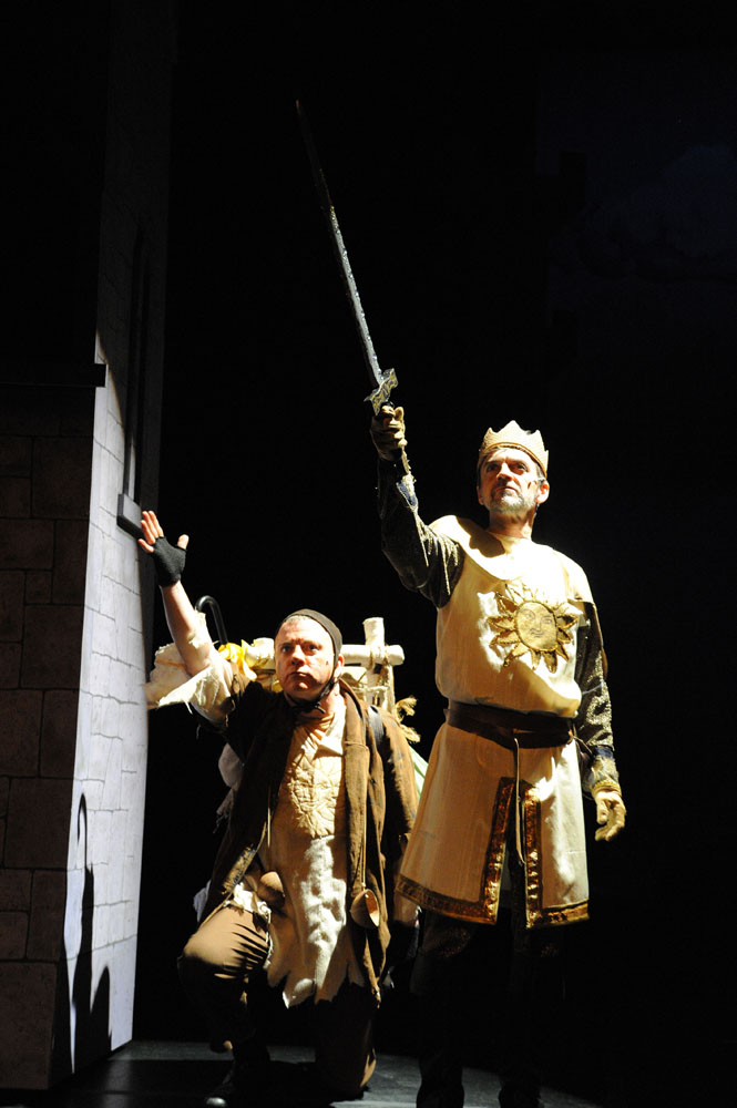 REVIEW: Spamalot