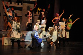 Orpheus Musical Theatre presents Monty Python's Spamalot