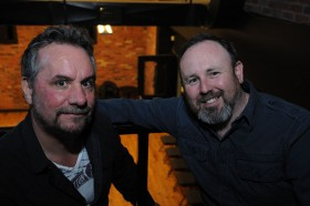John Muggleton and Chris Ralph, owners of The Acting Company