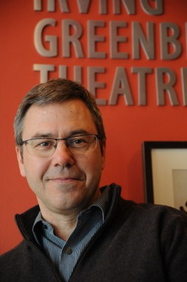 Great Canadian Artistic Director, Eric Coates