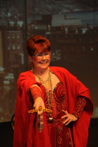 March 17th-23rd: Mary Walsh comes to the GCTC, Pirates plunder The Gladstone, and more.