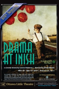 REVIEW: Drama at Inish