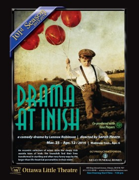 Drama at Inish, presented by Ottawa Little Theatre and Tara Players
