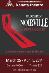 REVIEW: Murder in Noirville