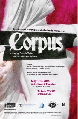 Corpus: Presented by Counterpoint Players