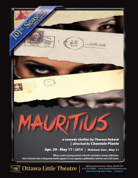 Mauritius: Presented by Ottawa Little Theatre