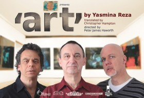 Art, presented by Same Day Theatre