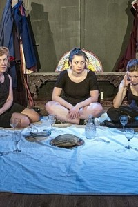 Fringe 2014 Preview: Grain of Salt, presented by Abalone Theatre