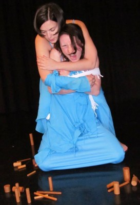 L'Araignée at the Ottawa Fringe Festival 2014