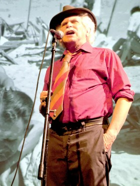 Songs and Stories of Davy the Punk at the Ottawa Fringe Festival 2014