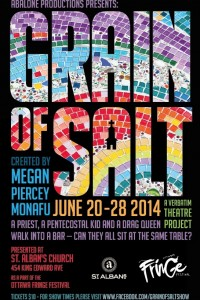 REVIEW: Grain of Salt at Ottawa Fringe 2014