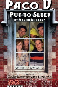 REVIEW: Paco V Put to Sleep at Ottawa Fringe 2014