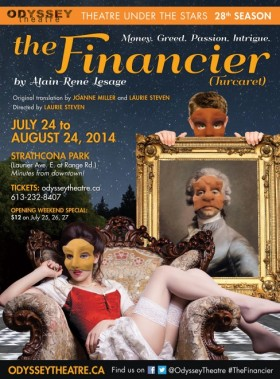 The Financier, by Odyssey Theatre