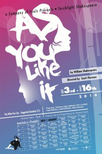 As You Like It (A Company of Fools)