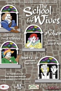 The School for Wives (Plosive Productions/SevenThirty Productions)