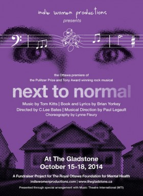next to normal, by indie women productions