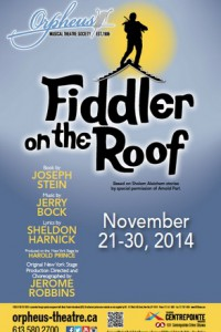 Fiddler on the Roof (Orpheus Musical Theatre Society)