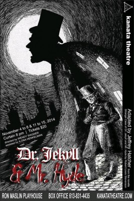 Dr. Jekyll and Mr. Hyde, by Kanata Theater