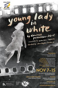 The Young Lady in White (Evolution Theatre)