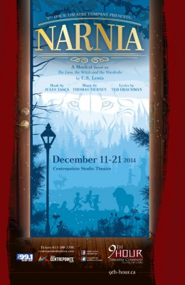Narnia the Musical by 9th Hour Theater