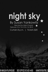Night Sky (Kanata Theatre)