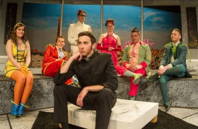 The School for Lies, presented by Algonquin College Theatre Arts