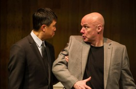 John Ng and Andy Massingham in The Best Brothers