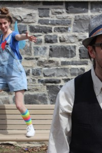 What to check out: Hannah & George @ Ottawa Fringe 2015