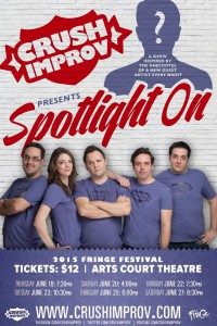 REVIEW: Spotlight On… @ Ottawa Fringe 2015