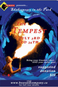 The Tempest (Bear and Co.)