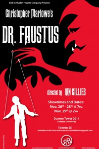 Dr. Faustus – This is one devilish deal that really pays off