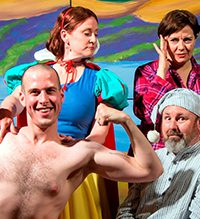 Family foibles with a Russian twist in Vanya and Sonia and Masha and Spike